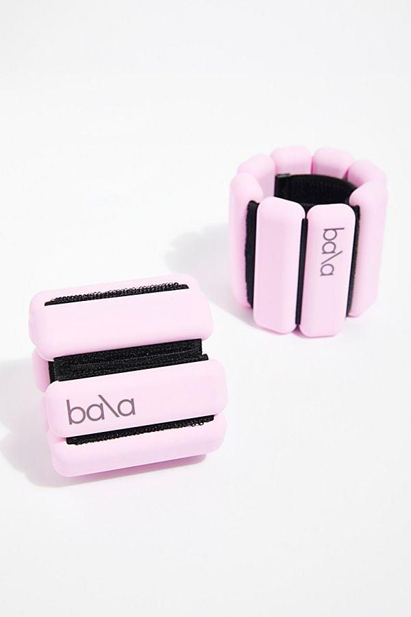 <p>The <span>Bala Bangles 1 Lb. Weights</span> ($49) are perfect for people on the go. They're also so adorable and make excellent accessories in your #sweatyselfie.</p>