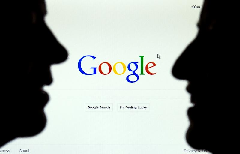 Google said that right-to-be-forgotten requests have targeted slightly more than 1.23 million Internet pages, and that it agreed to remove 42 percent of them from online search results in Europe (AFP Photo/Philippe Huguen)