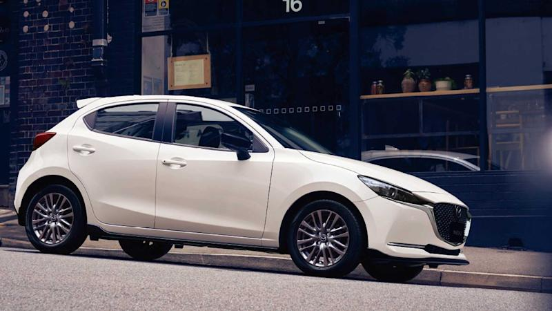 2020 Mazda2 Facelift Revealed With More Tech And Refinement