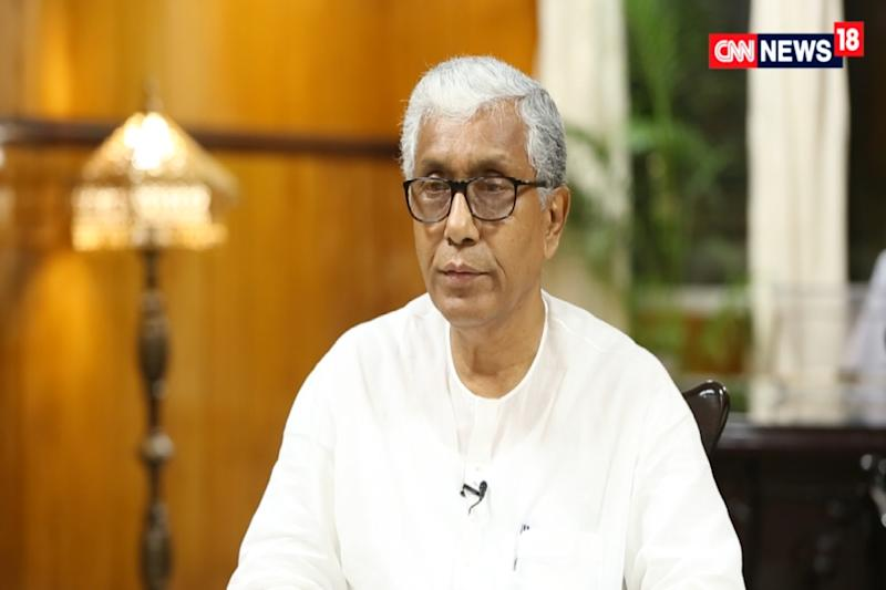 Will 'India's Poorest CM' Manik Sarkar Deal 'Waterloo' Blow to BJP in Tripura?
