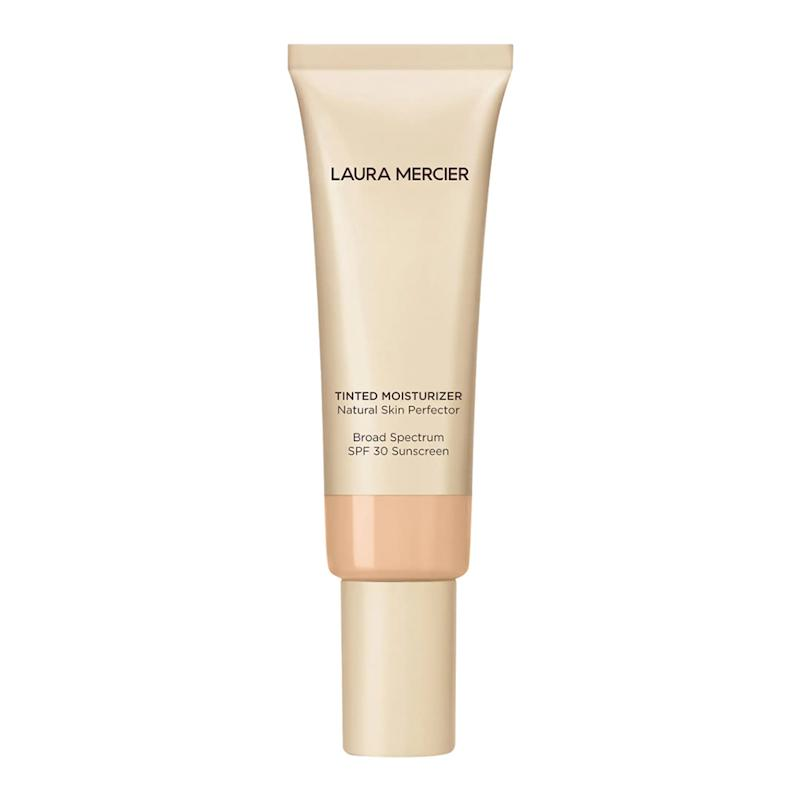 The new and improved Laura Mercier tinted moisturizer does not disappoint. (Photo: Sephora)