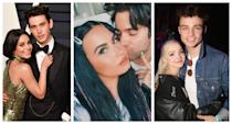 <p>To put it plainly: 2020 was not a forgiving year...at ALL. While the world was forced to stay indoors because of the COVID-19 pandemic, many relationships were pushed to the limit, and celebrities weren't immune. Some celeb couples were able to make it out of this year together and unscathed, some had brief breakups and makeups, but in general an absurd number of star relationships ended this year, to the point where you may want this guide. Sit back, relax, and enjoy the drama-filled ride! </p>