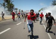 South African opposition party EFF protest against alleged racism in Cape Town