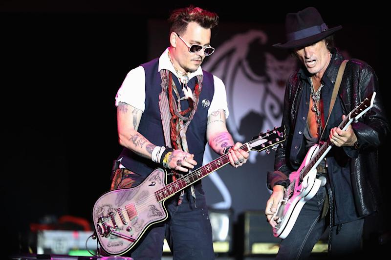 Depp: The actor opened up in the interview: Andreas Rentz/Getty Images