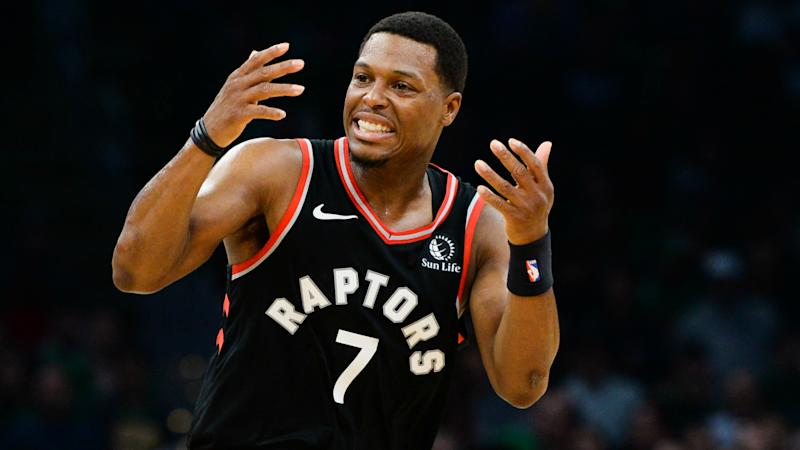 Kyle Lowry suffers fractured thumb in Raptors' win over Pelicans