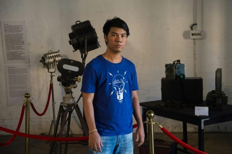 Contemporary Myanmar filmmaker Maung Okkar is playing a lead role in the effort to salvage his country's classics