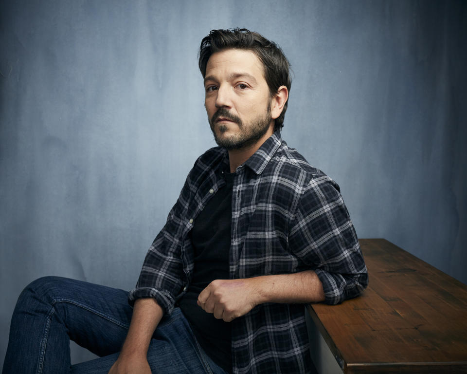 Diego Luna. (Photo by Taylor Jewell/Invision/AP)