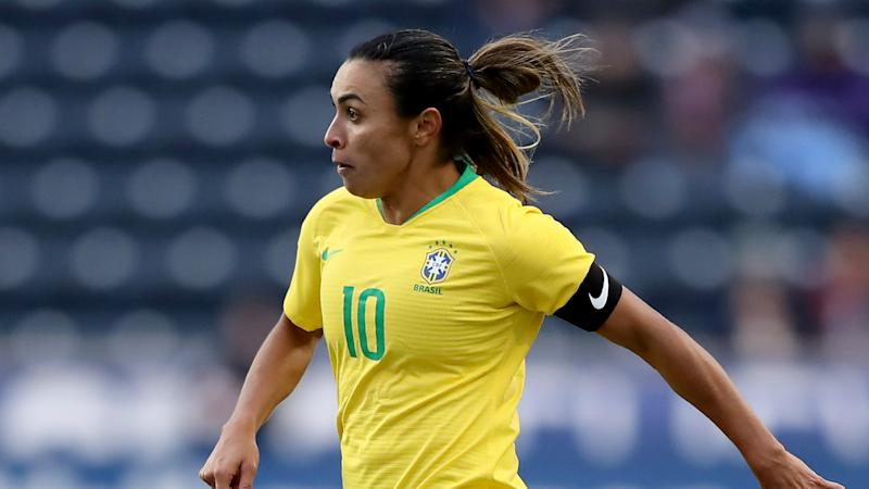 Women U0026 39 S World Cup 2019  Marta Will Miss Brazil U0026 39 S Opening Game  Manager Confirms