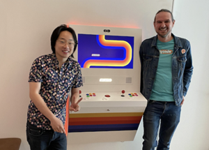 Jimmy O. Yang is an actor, stand-up comic and writer best known for starring in the HBO comedy series Silicon Valley. On a tour of his home, Yang played some games on his Polycade and chatted with Polycade CEO Tyler Bushnell.