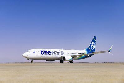 Alaska Airlines is now the 14th member of the oneworld Alliance.