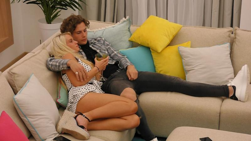Lucie and Joe both appear in the current season of 'Love Island' [Photo: ITV]