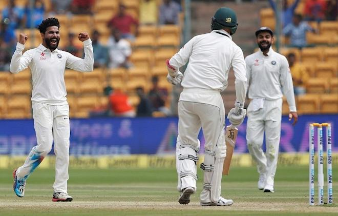 Ravindra Jadeja, India vs Australia, second Test, Virat Kohli