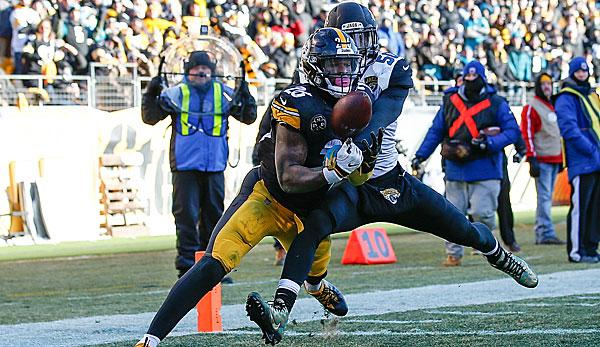 NFL: Pittsburgh Steelers: Le`Veon Bell erhält Franchise Tag