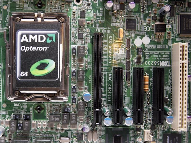The Advanced Micro Devices' (AMD)