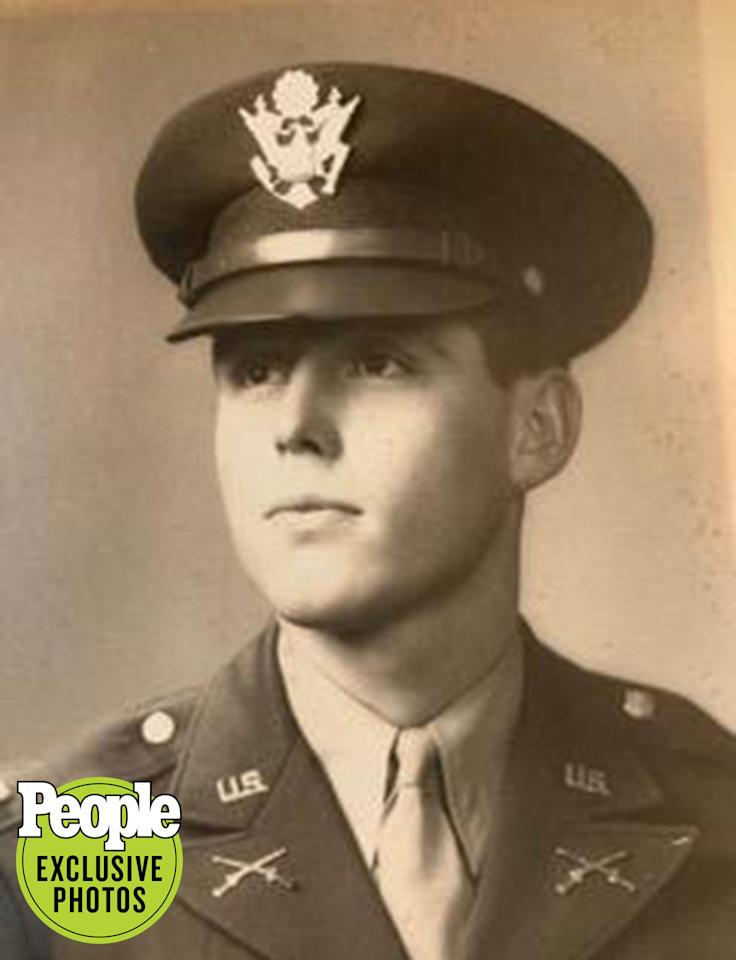 <p>My grandaddy — Bryan Yancey Owen — was born in Hopkinsville, Kentucky, and was inducted into the US Army while still in college in June of 1942.  He met my Nanny before the war, but they were separated when he left for several assignments and when he served overseas.</p>