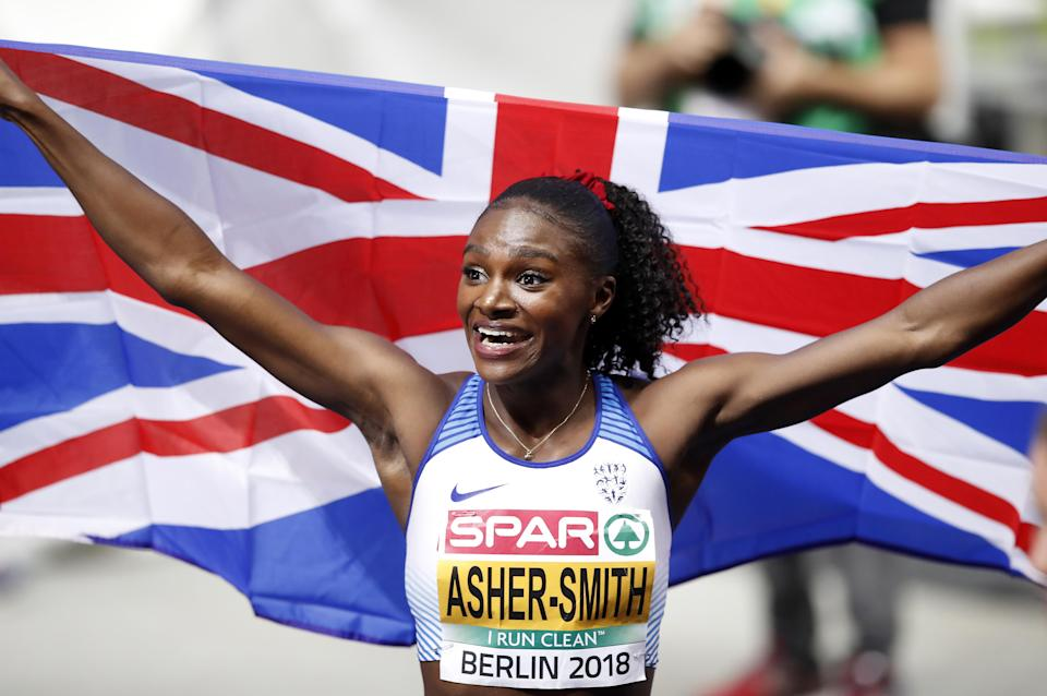 <p>The triple European champion is aiming for gold in the 100m and 200m at Doha. </p>