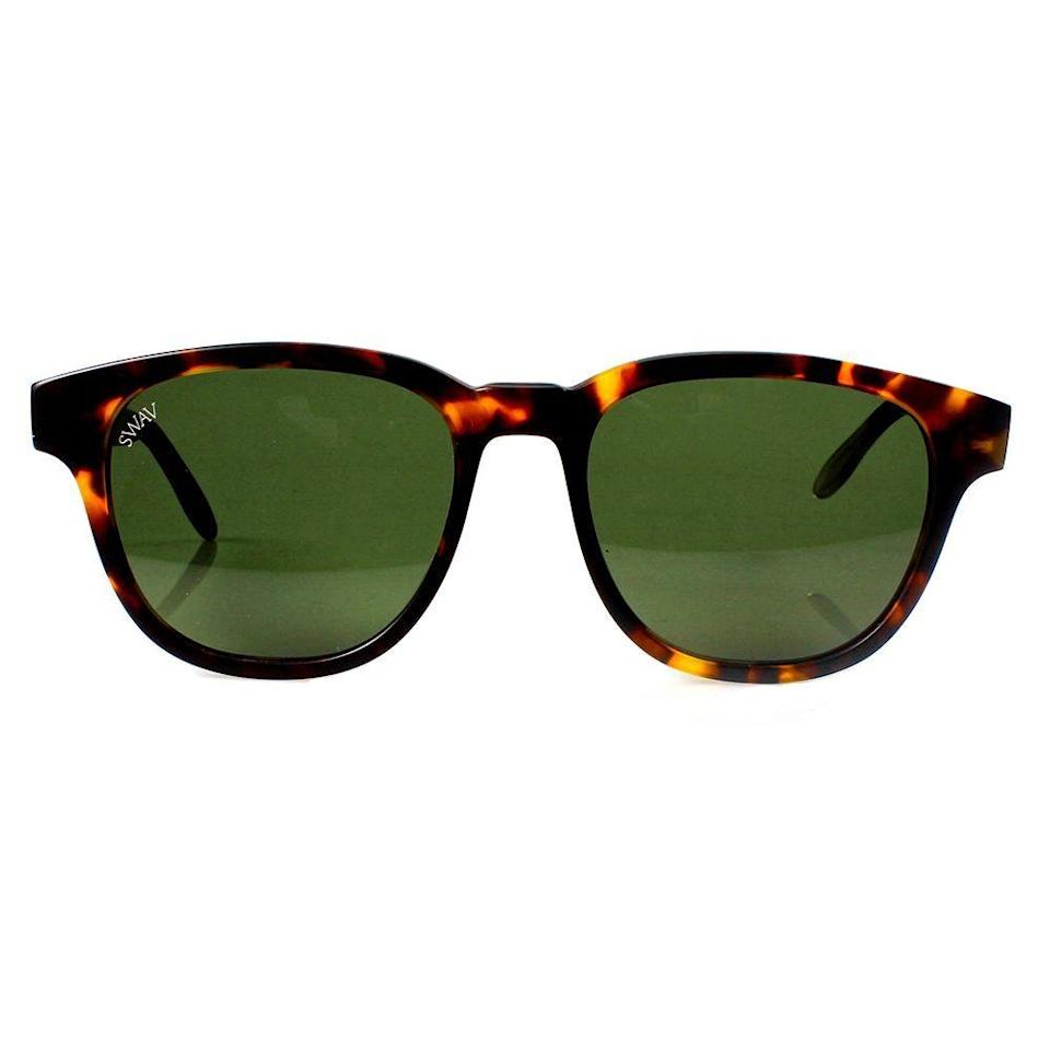 """<p><strong>Swave</strong></p><p>swaveyewear.com</p><p><strong>$133.00</strong></p><p><a href=""""https://www.swaveyewear.com/collections/visionary-2-0-collection/products/the-prophet"""" rel=""""nofollow noopener"""" target=""""_blank"""" data-ylk=""""slk:Shop Now"""" class=""""link rapid-noclick-resp"""">Shop Now</a></p>"""