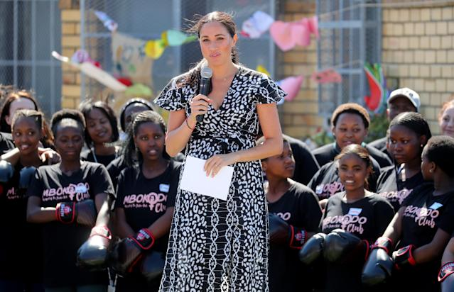The duchess is being represented by law firm Schillings. (Getty Images)