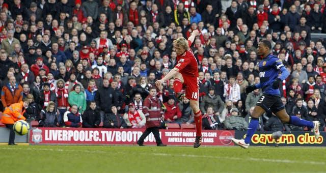Soccer – FA Cup – Fourth Round – Liverpool v Manchester United – Anfield