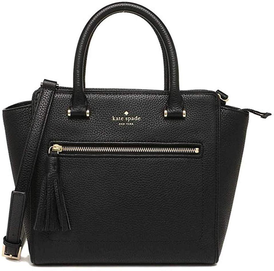 <p>This <span>Kate Spade Chester Allyn Street Tassel Handbag</span> ($161) is a chic and versatile gift.</p>
