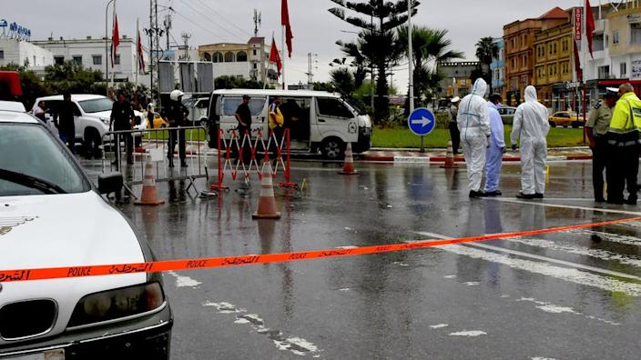Seven suspects have been detained after the knife attack in Sousse