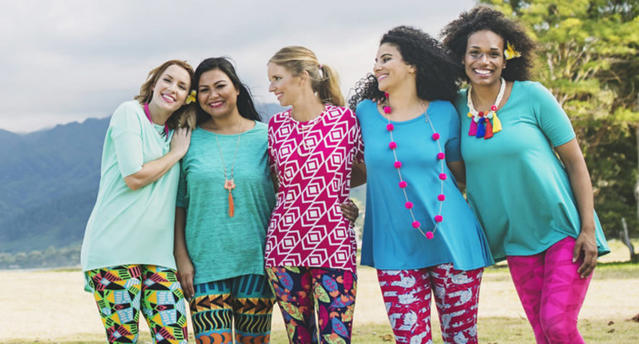 People aren't happy about LuLaRoe's new stricter return policy. (Photo: LuLaRoe.com)
