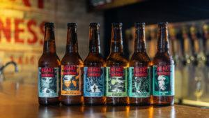 The bar's selection of craft beers. Photo: Heart of Darkness