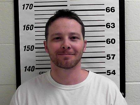 William Clyde Allen III appears in a booking photo in Utah