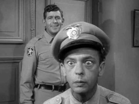 """The Andy Griffith Show."""
