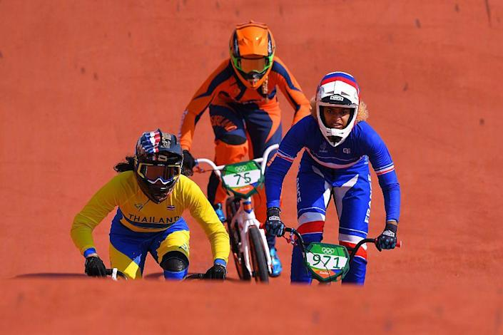 <p>Same two-wheeled aversion goes here, but with bonus points for those Sick Jumps™.</p>