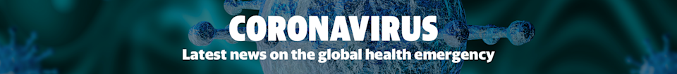 Find out the latest developments about the coronavirus.