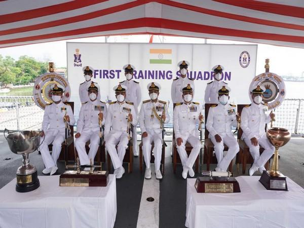 Passing Out Divisions of 99th officer trainees course held (Photo/PIB)