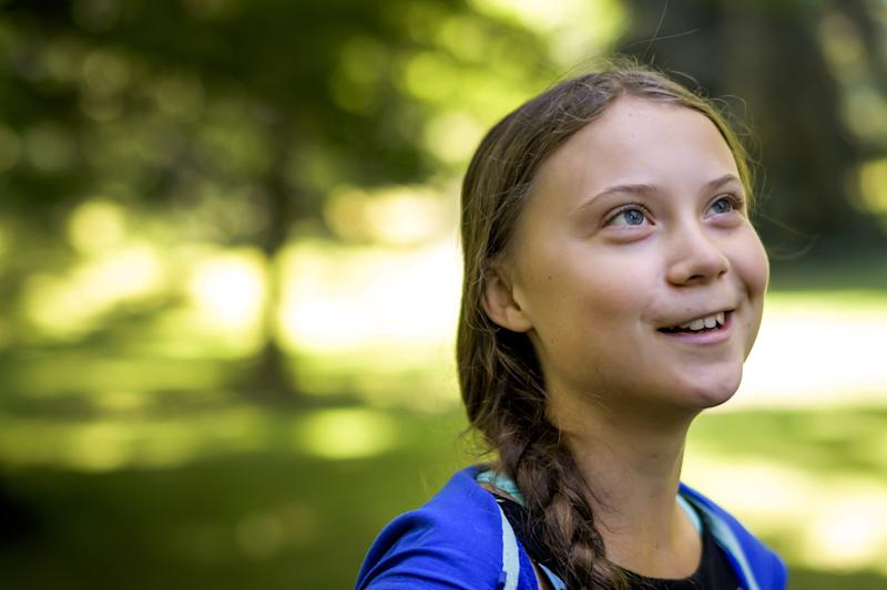 """Greta Thunberg, a 16-year-old climate change activist who is known for her bluntness, told Democratic lawmakers at a Senate forum Tuesday to """"save your praise."""