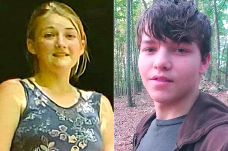 Erica Gamerdinger and Keith Griffith were reported missing (IBS)