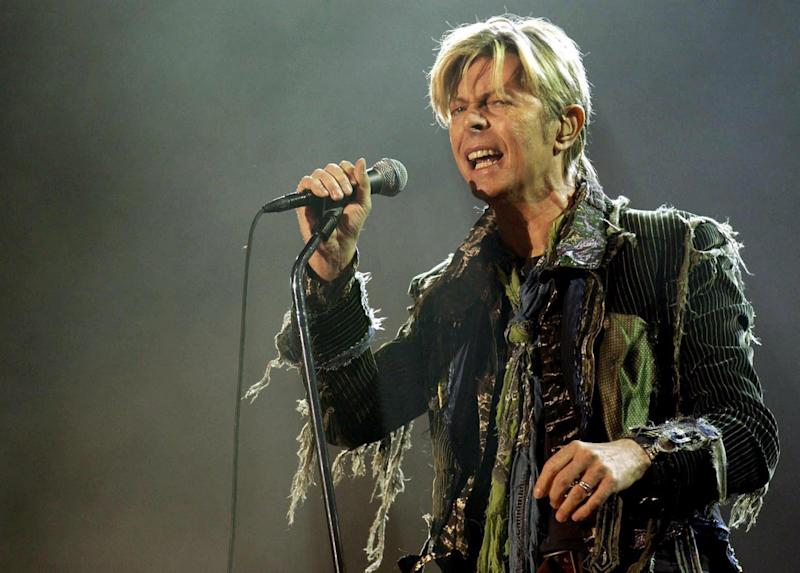 Posthumous: David Bowie is up for Best Male Solo Artist (Yui Mok/PA)