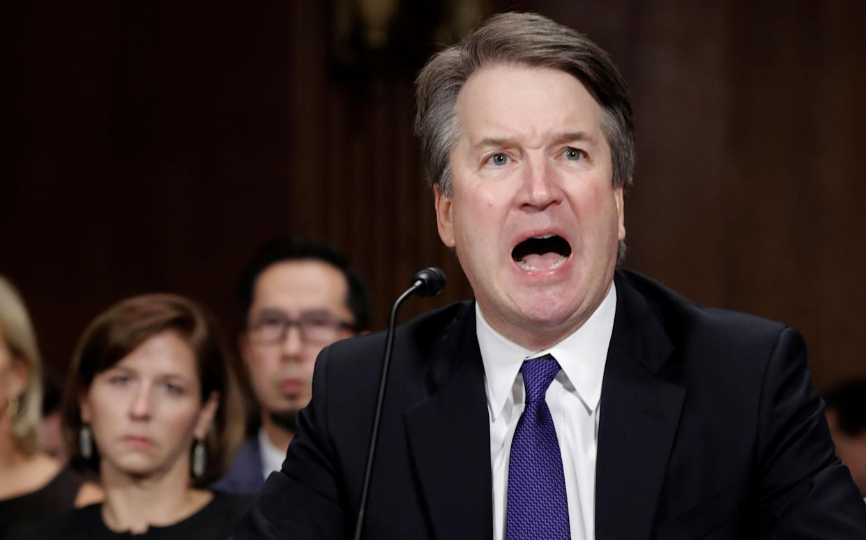Supreme Court nominee Brett Kavanaugh is battling sexual misconduct allegations.  (Photo: Jim Bourg/Reuters)