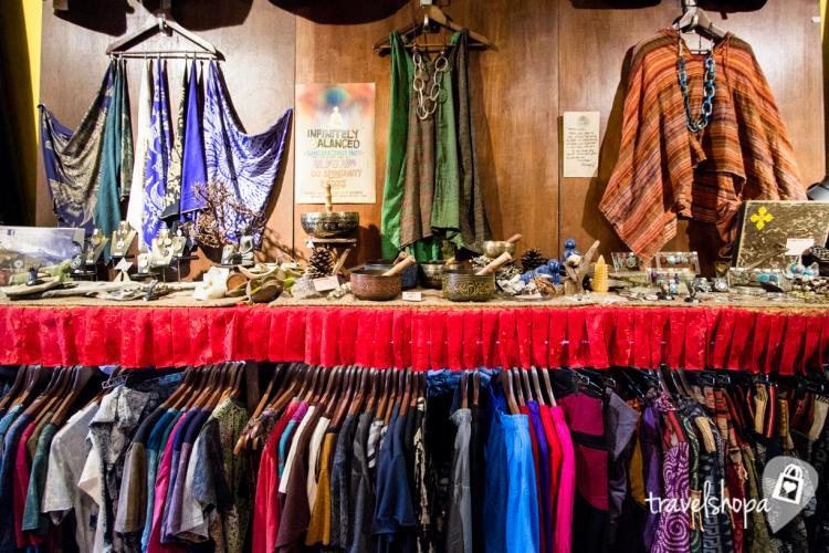 From water buffalo leather bags to harem pants, The Alternative Store (59 Haji Lane) (Image Credit: Travelshopa)