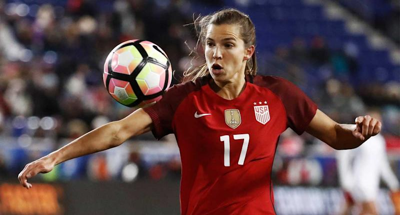 6695e798e26 Tobin Heath remains the magnificent enigma of the U.S. women s ...