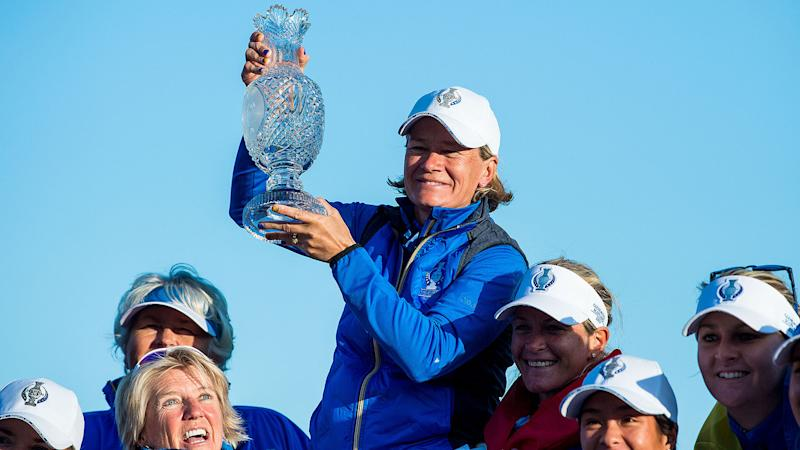 Spain, in 2023, to host Solheim Cup for first time