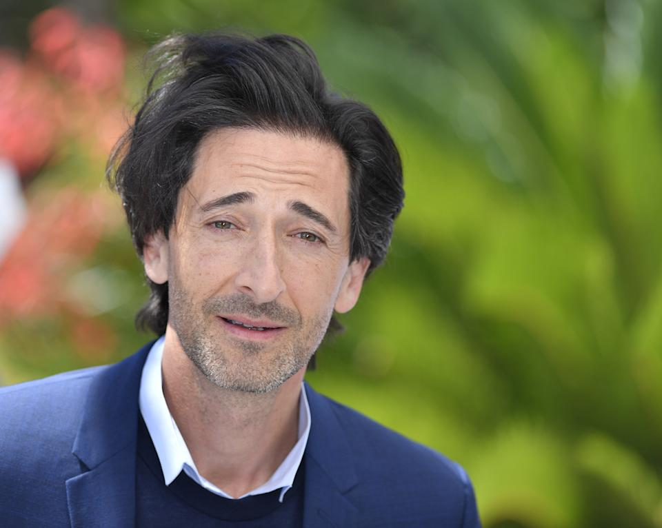 CANNES, FRANCE - JULY 13: US actor Adrien Brody poses during a photocall for the film