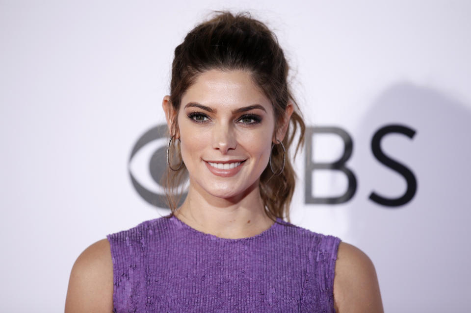 Ashley Greene, ejemplo de rostro diamante. REUTERS/Danny Moloshok