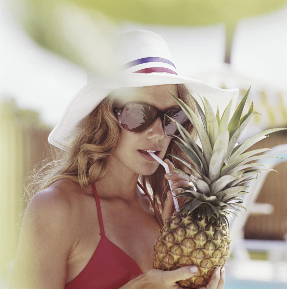 <p>It turns out pineapple isn't just one of the tastiest fruits out there, but also great for our health. According to Hab Shifa, pineapple is full of the natural enzyme bromelain, which is a powerful anti-inflammatory. Photo: Getty Images </p>