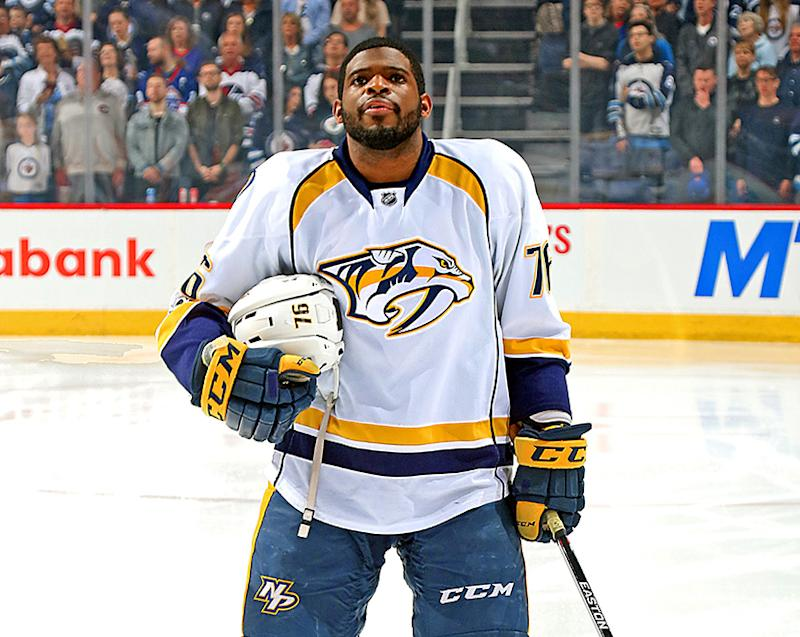 Pk Subban Says Hell Never Kneel During National Anthem