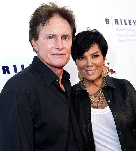 Is Kris Jenner's Marriage to Bruce on the Rocks?