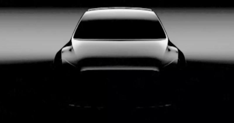 Tesla just unveiled the Model Y, its new crossover SUV