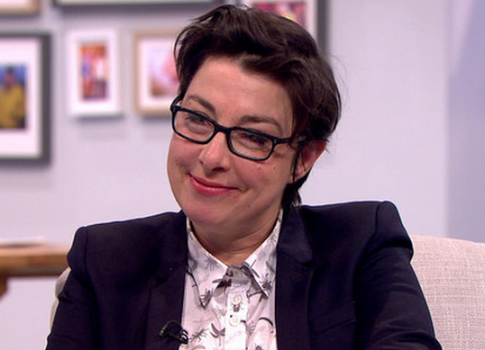 New role: Sue Perkins will host this year's Bafta TV Awards: Sue Perkins