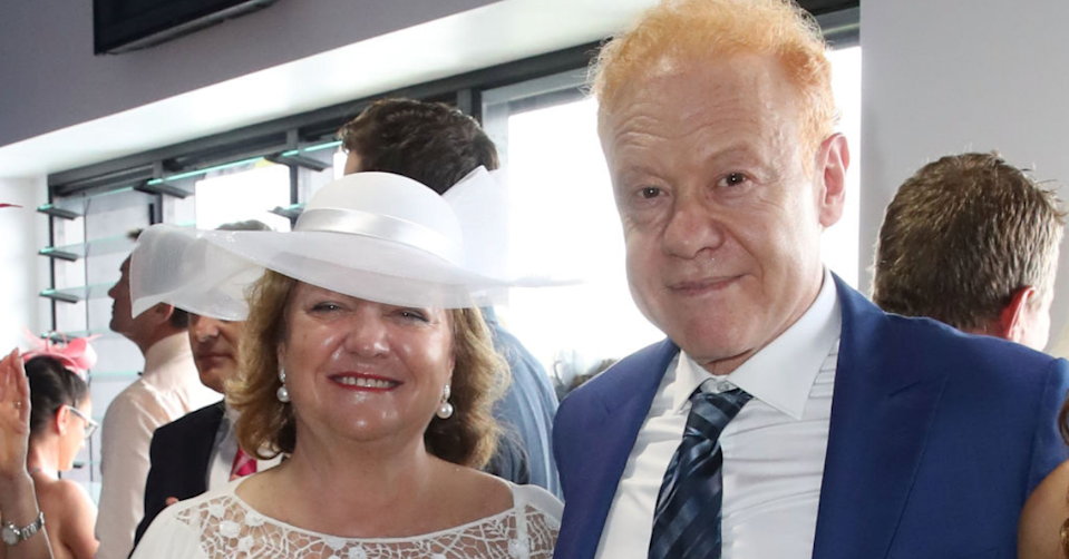 Gina Rinehart and Anthony Pratt are two of Australia's richest people. (Image: Getty)
