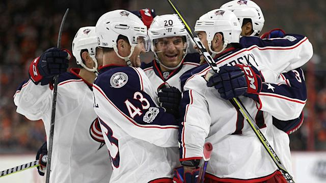 John Tortorella is back in the playoffs, and his Blue Jackets have the chance to make a statement against the defending champion Penguins.