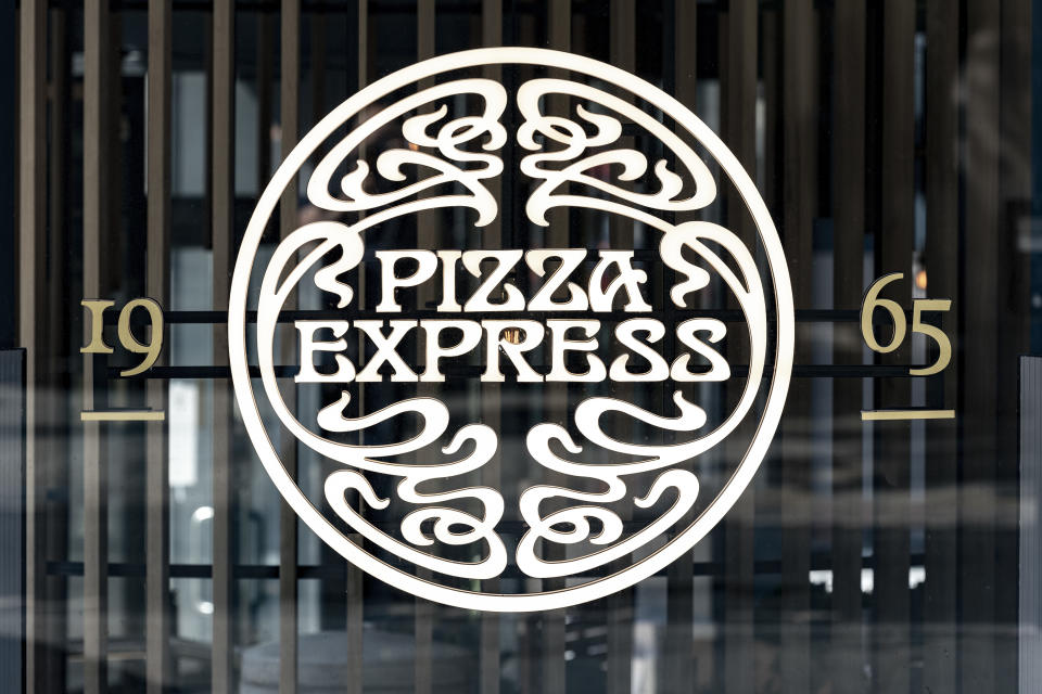 Pizza Express is the latest high street name said to be considering a CVA. Photo: Dave Rushen/SOPA Images/LightRocket via Getty Images
