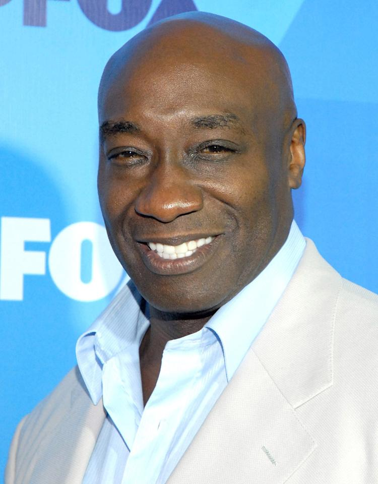 NEW YORK, NY - MAY 16: Michael Clarke Duncan attends the 2011 Fox Upfront at Wollman Rink - Central Park on May 16, 2011 in New York City. Michael Clarke Duncan died in 2012.  (Photo by Michael N. Todaro/FilmMagic)